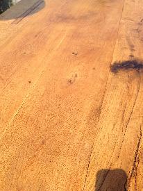 Insertion bois et métal
