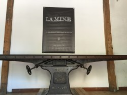 Table monumentale Copeau